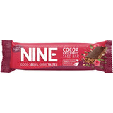 Nine -Cocoa Raspberry Seed Bar
