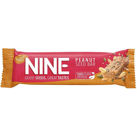 Nine - Peanut Seed Bar