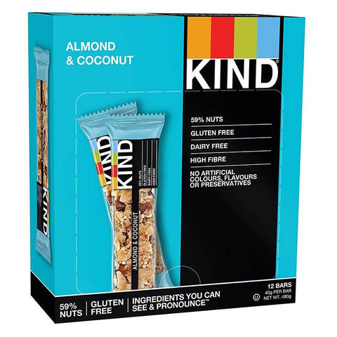 KIND  - Almond & Coconut