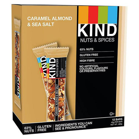 KIND  - Caramel Almond & Sea Salt