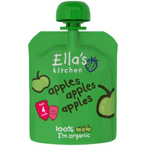 Ella's Kitchen - First Taste - Apples
