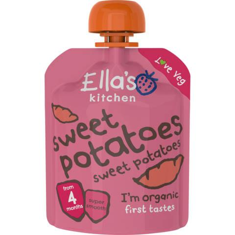 Ella's Kitchen - First Taste - Sweet Potatoes