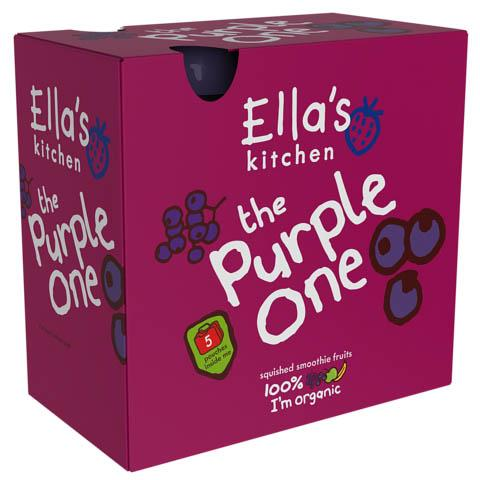 Ella's Kitchen - Smoothie - The Purple One
