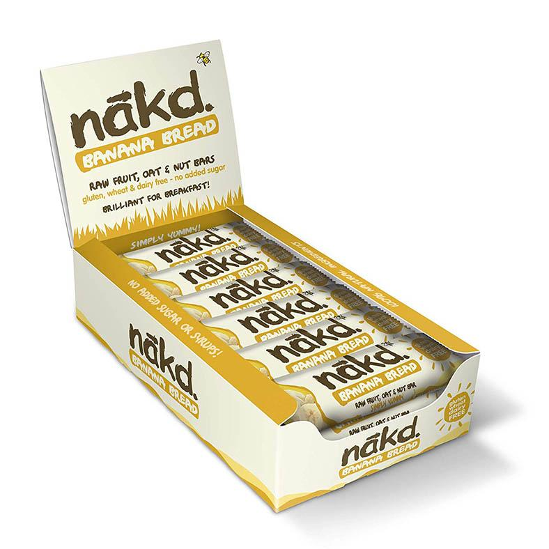 NAKD Banana Bread