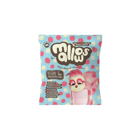 Freedom Mallows - Mini Pink and White Vanilla Bites