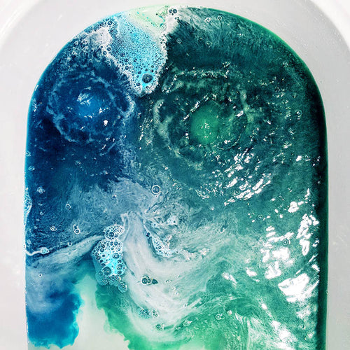 Global Green Apple Bathbomb