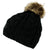 FORMULA E DS TECHEETAH POM POM BEANIE left side