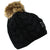 FORMULA E DS TECHEETAH POM POM BEANIE right side