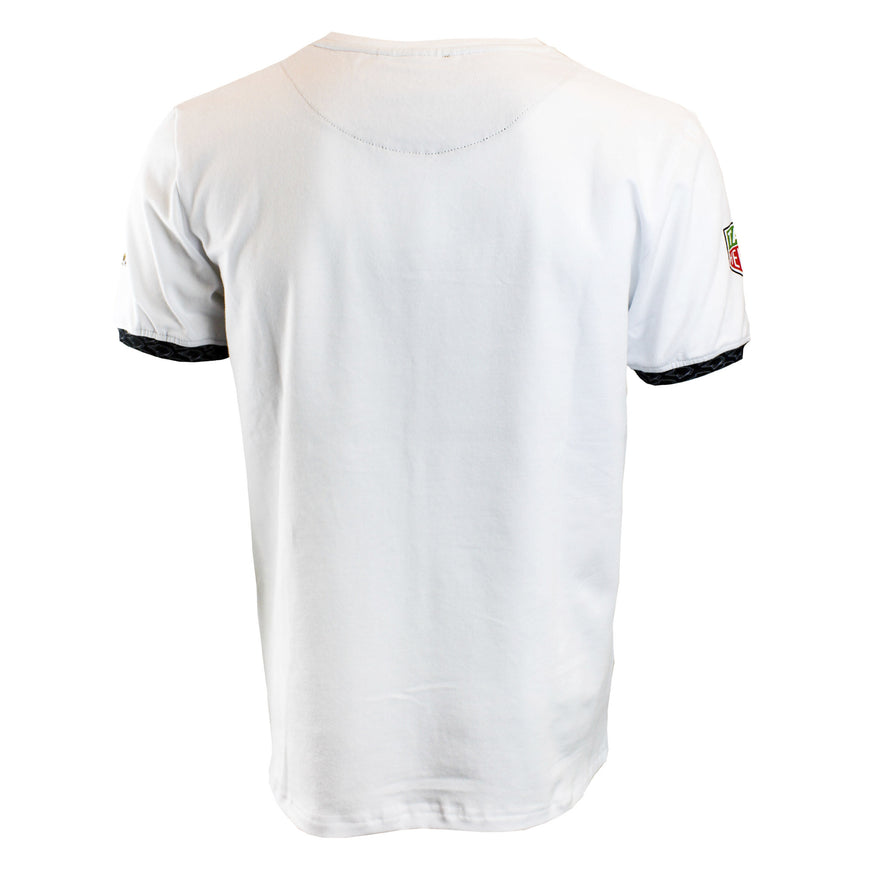 FORMULA E DS TECHEETAH JEV TRAVEL T-SHIRT - WHITE back