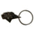 FORMULA E DS TECHEETAH CHEETAH HEAD KEYRING back