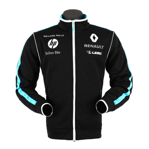 Formula E - Renault E.Dams Men's Zipped Sweatshirt