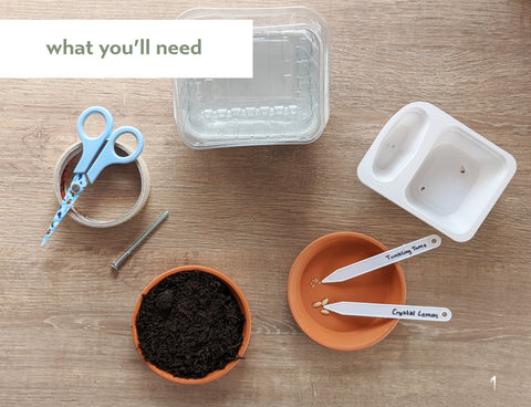 what you'll need for a diy propagator