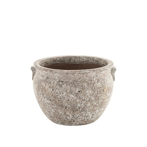 Ancient Collection Frostproof Garden Plant Pot Bowl - Gardenesque