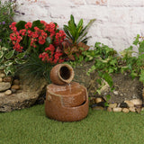 Tuscan Style Water Feature with Pump - Gardenesque