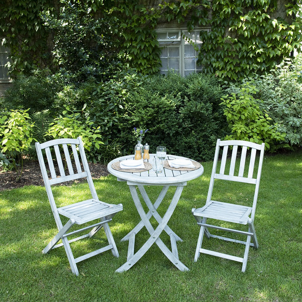 Repton Garden Bistro Set - Two Person - Gardenesque