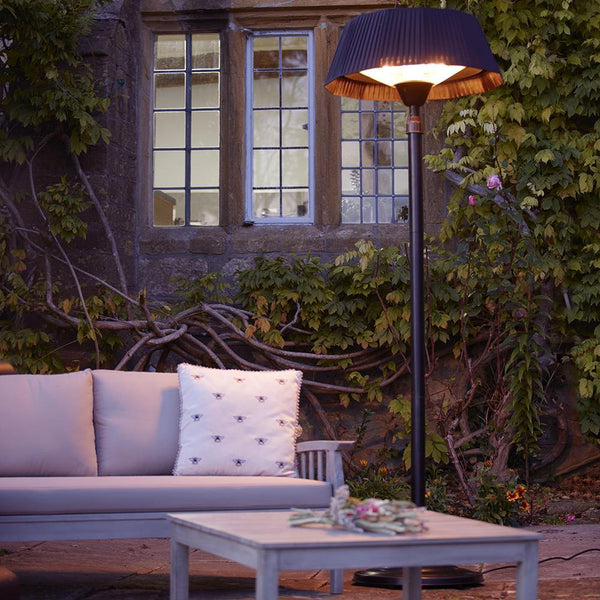 Umbra Outdoor Electric Steel Heater available at gardenesque.com