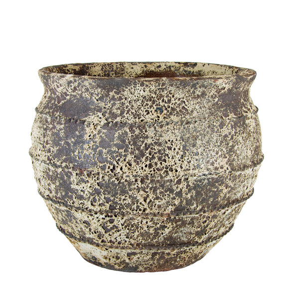 Kensal XL Ancient Salt Glaze Planter - 3 Sizes Available