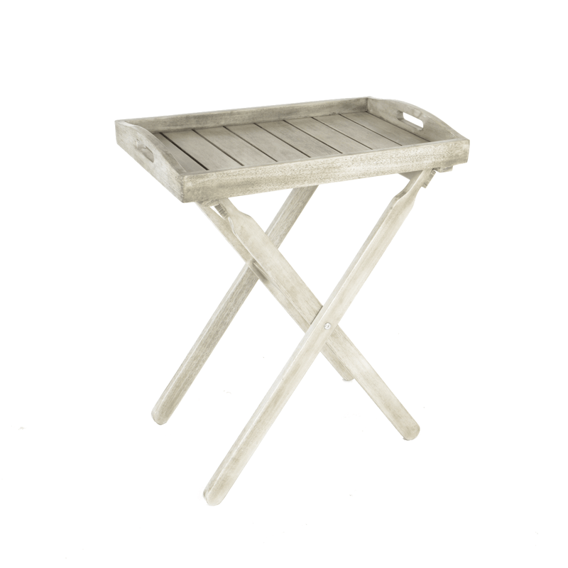 Repton Tea Tray & Stand - Gardenesque