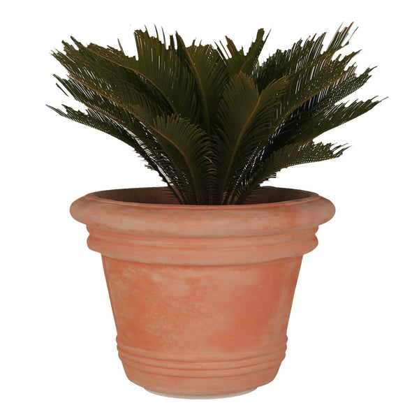 Brutus XXL Extra Thick Terracotta Garden Pot - 3 Sizes - Gardenesque