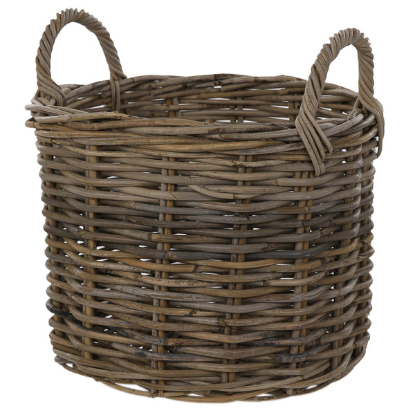 Natural Rattan Basket - Gardenesque