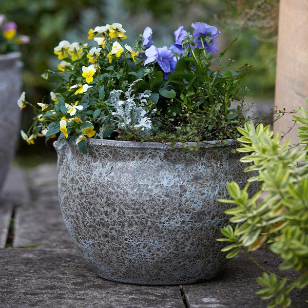Ancient Collection Frostproof Garden Plant Pot Bowl available at gardenesque.com