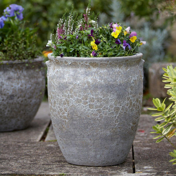 Ancient Collection Frostproof Garden Pot available at Gardenesque