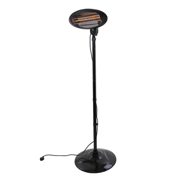 Luna Outdoor Electric Steel Heater