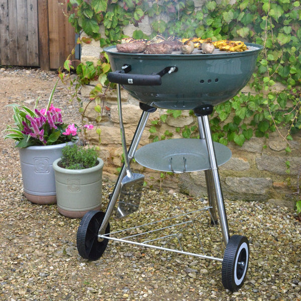Gardenesque Portable Free-standing BBQ - 2 Colours - Gardenesque