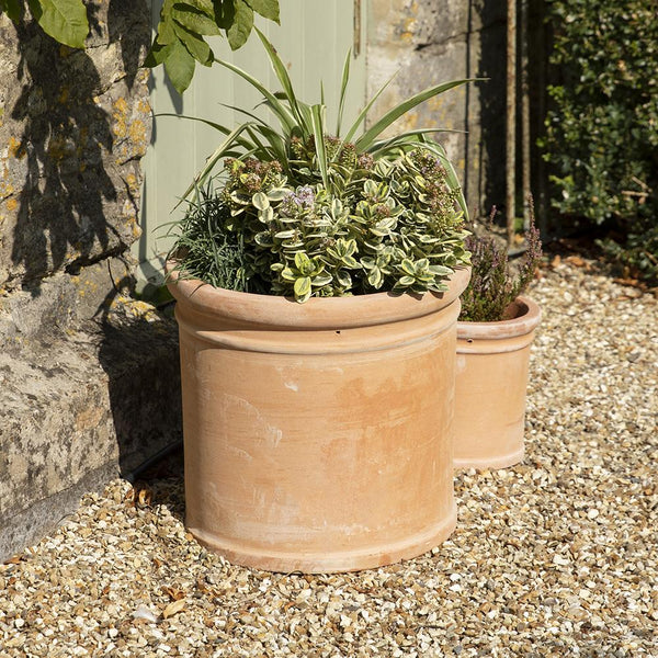 ORSON XL TERRACOTTA PLANT POT - 4 Sizes - Gardenesque