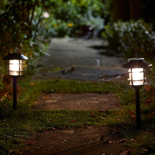 Edison LED Solar Pathway light - Gardenesque