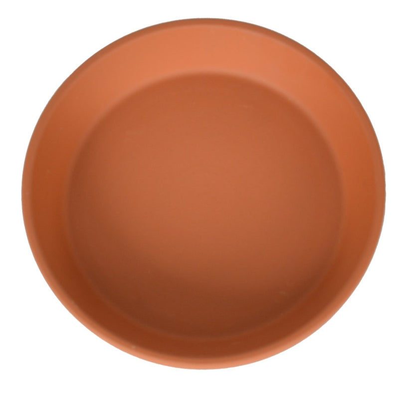 Gardenesque Essentials Terracotta Saucers - Packs of 3, 5 and 10 - Gardenesque
