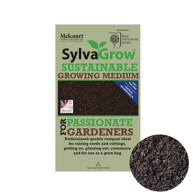 Sylva Grow All Purpose Sustainable Growing Medium Compost - 15L