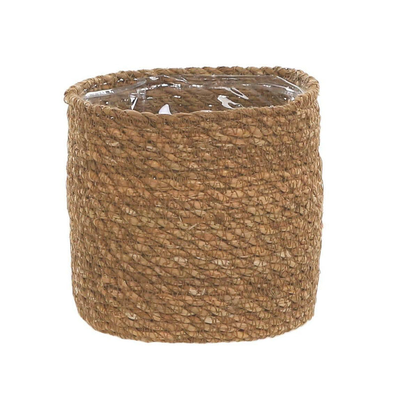 Woven Plant Pot with Waterproof Lining - Gardenesque