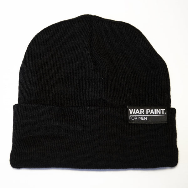 WAR PAINT BEANIE HAT