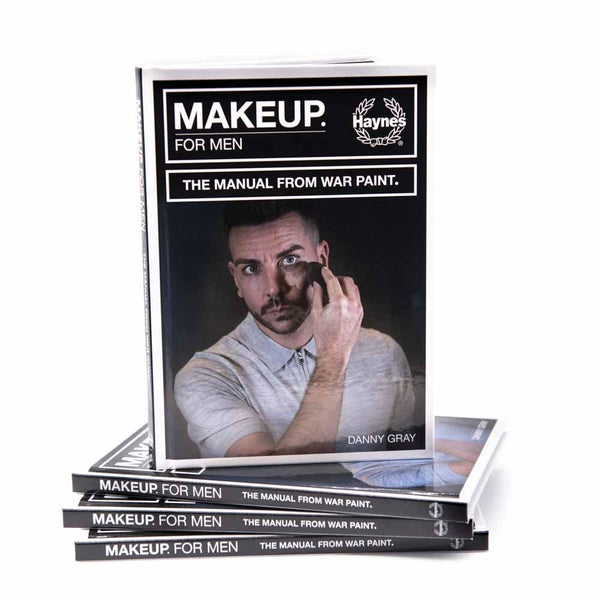 MAKEUP FOR MEN - THE MANUAL