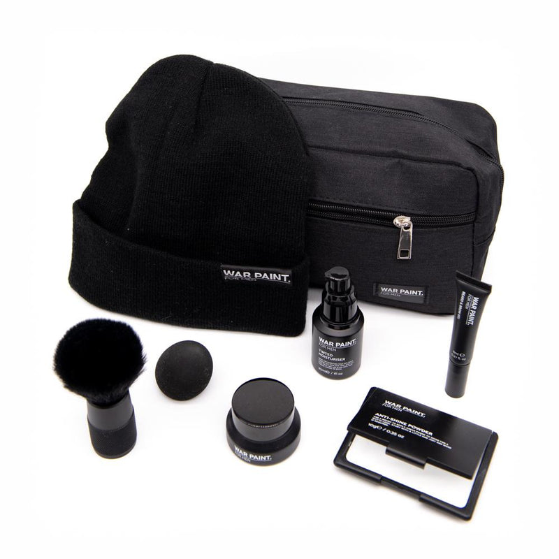 WAR PAINT CHRISTMAS GIFT SET [+ FREE BEANIE HAT WORTH £12]