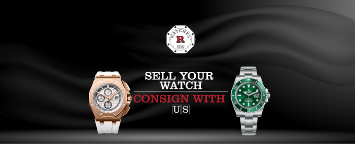 Sell Consign Trade Watchesrus Rolex and more