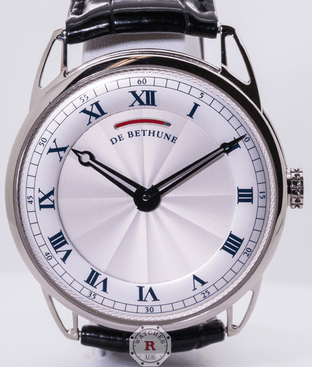 De Bethune DB25RM - DB25WS1 White Gold - Watches R us