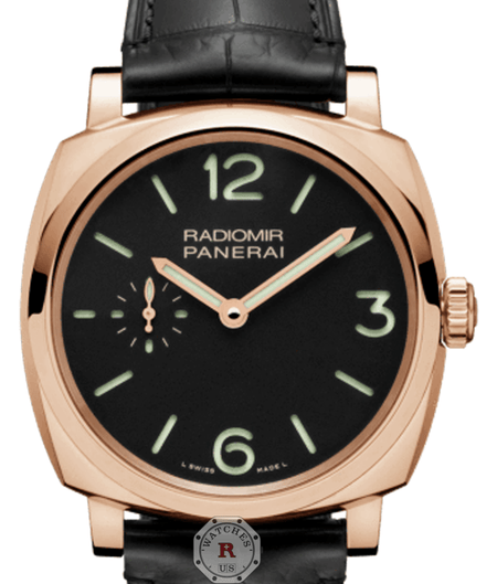 Panerai Radiomir 1940 3 Days Oro Rosso - 42mm PAM00575 - Watches R us