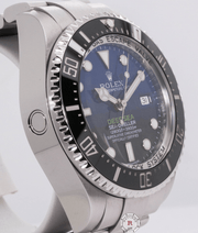 Rolex DEEPSEA D-BLUE 44mm James Cameron 116660 2017 Model - Watches R us