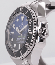 Rolex DEEPSEA D-BLUE 44mm James Cameron 126660 2020 Model - Watches R us