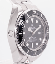 Rolex DEEPSEA SEA-DWELLER 44mm Steel 116660 2008 Unworn - Watches R us
