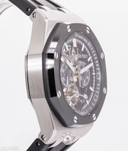 ROYAL OAK OFFSHORE TOURBILLON CHRONOGRAPH OPENWORKED REF. #26348IO.OO.A002CA.01 - Watches R us