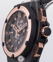 Hublot KING POWER Unico Ceramic King Gold 48mm 701.co.0180.rx - Watches R us