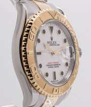 Rolex Yacht-Master 40mm Two Tone Gold Steel 16623 - Watches R us