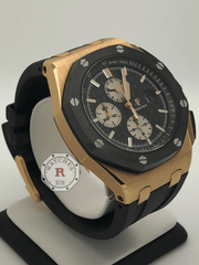Audemars Piguet Royal Oak Offshore Chrono 26401.RO.OO.A002.CA.01 - Watches R us