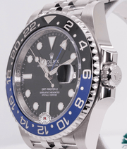 Rolex GMT-MASTER II Oyster, 40 mm, Oystersteel Batgirl 126710BLNR 2020 - Watches R us