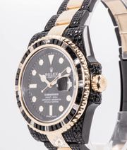 Rolex Submariner Date 40mm Steel Yellow Gold - Diamonds 116613LN - Watches R us