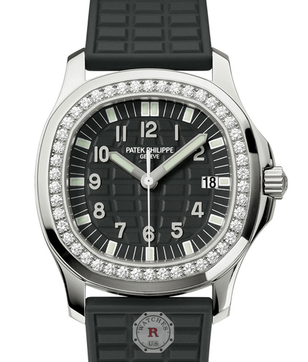 Patek Philippe 5067A - Aquanaut  Quartz  Luce - Watches R us