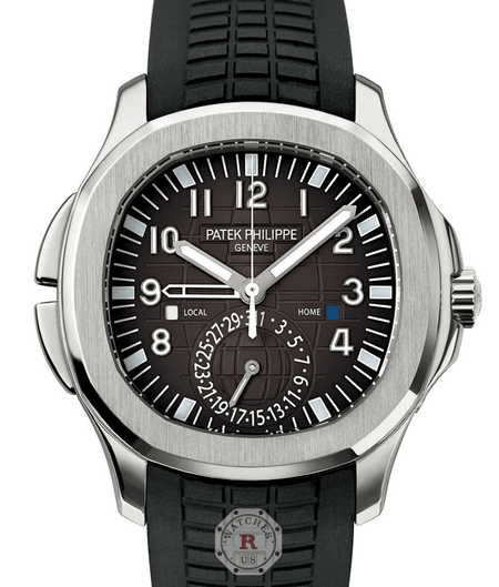 Patek Philippe 5164A - Aquanaut  Self-winding Travel Time - Watches R us